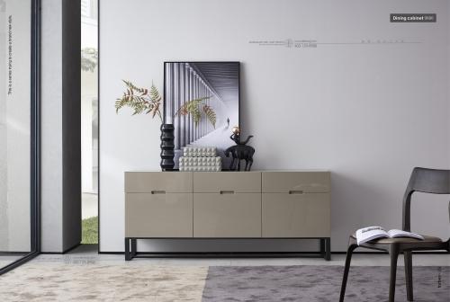 有一种生活态度叫极简,有一种家具叫做意式极简家具!